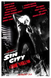 Sin City A Dame To Kill For by N8MA