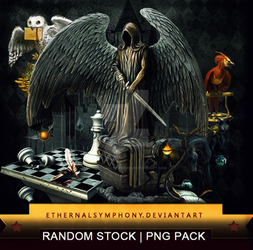 RandomStock PNG Pack #1 by EthernalSymphony