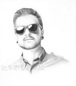 Matty Mullins by KylieShai