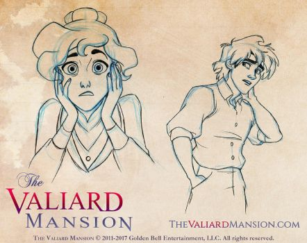 Keyframes - VALIARD ANIMATED TRAILER - August 2017 by The-Ez