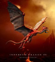 E-S Infernum Dragon by Elevit-Stock
