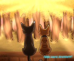 We Were Brothers by Kale-Stars