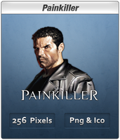 Painkiller Icon by Th3-ProphetMan