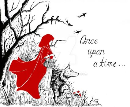 Once upon a time - Design by Suichah