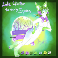 Late Winter To Early Spring Fantsuneko - Custom by StanHoneyThief