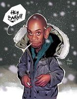 Dave Chappelle by hirix