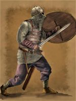 Varangian Rus 9th century by JLazarusEB