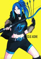 CLG Ashe by SkyeExcalibur