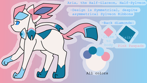 Aria: Reference 1 by Zeldeon