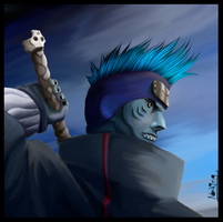 Kisame by NosKing