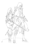 Twins Adoptable  - Shir and Cyrill SOLD by Asgard-Chronicles