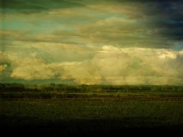 Burned Clouds by nelsonpray