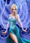 Elsa the Snow Queen by MerulaGFM