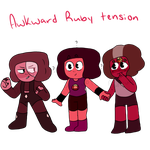 Awkward Ruby Tension by panruby