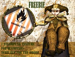 FREEBiE Steampunk Pranx by Avia-Sunanda