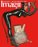 ImaginFX 67 Cover by AdamHughes