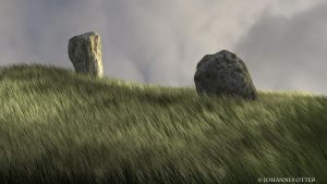 Megalith by DeepestOfBlue