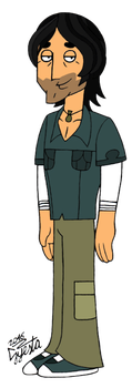 Chris McLean (Family Guy style) by Syesta
