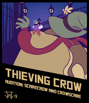 Thieving Crow Audition by xrsjaru
