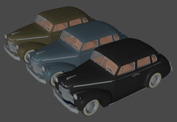 Chevrolet Special Deluxe Town Sedan by DigitalExplorations