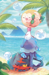 Alola by CatCrossing