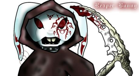 Real Reaper Bunny by BunnyReaper