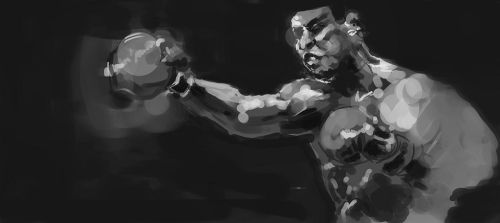 Muhammad Ali by NeedsMoreReverb