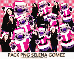 Pack png 149 Selena Gomez by MichelyResources
