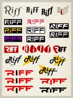 Logos: Riff by mateuseven