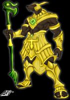 Nasus by Wolfbeil