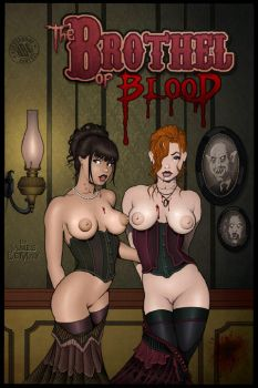 Bloody Vamps - Color by James-LeMay-Graphix