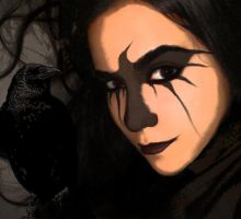 The Crow :Passion by PsychoSlaughterman