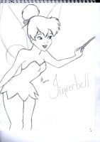 Tinkerbell by cak04
