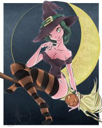 Halloween pin up by Jhouchin2