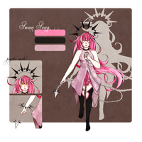 SwanSong Adopt 01 [CLOSED] by winryie-adopts