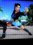 Dead or Alive 5 Last Round: Pai Chan by popularca2