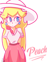 Peach~ by TokieTheDeadGuy