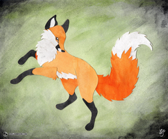 Paper Prance by NoelleMBrooks