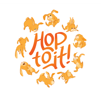 Hop to it by Lelpel
