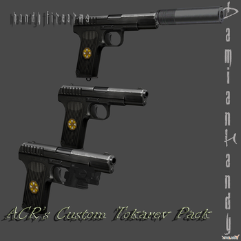 ACR's Tokarev Pack by DamianHandy