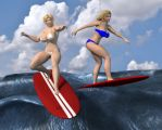 Super Surfing by willdial