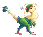 The Breloom Swagger! by Kosmotiel