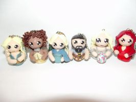 Game of Thrones Charm update by ShadyDarkGirl