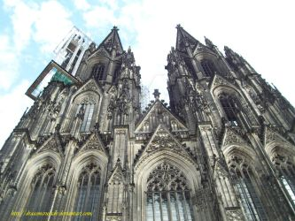 Cologne Cathedral by DragonCrusade
