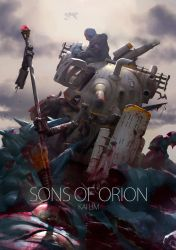 SONS OF ORION by ukitakumuki