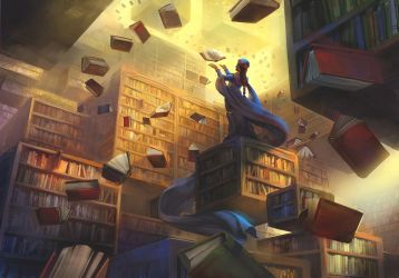 The Archivist by juliedillon