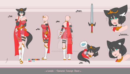 (CLOSED) Adoptable Auction - Leonie by Asgard-Chronicles