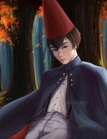 Over The Garden Wall - Wirt by MoxyChann