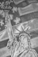 Statue of Liberty by photonline