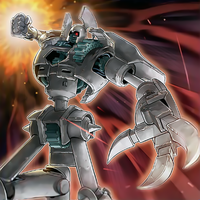 Ancient Gear Golem - Ultimate Pound by Yugi-Master